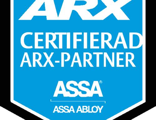GTEL är ARX Certifierad Partner